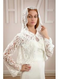 Накидка для венчания Elena Chezelle модель SH11