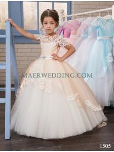 Платье детское Britani Kids 17 модель 1505