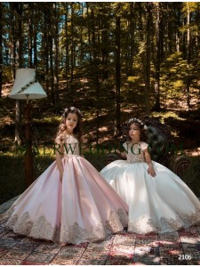 Платье детское Britani Kids 18 модель BRK 2106