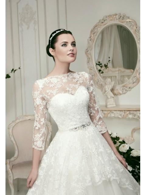 Свадебное платье от Daria Karlozi 2015 модель Стамбул 1545