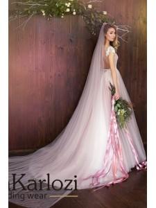 Daria Karlozi 2017 модель DK 08050 Chic Lilac