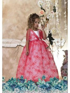 Платье детское  модель D 14-005