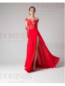 вечернее платье от Dominiss модель Edasima