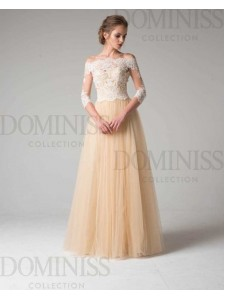 вечернее платье от Dominiss модель Edita