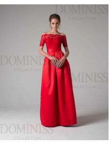 вечернее платье от Dominiss модель Elinga