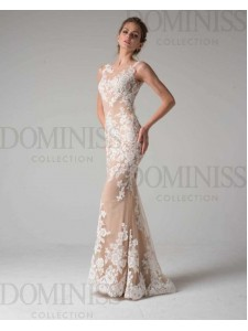 вечернее платье от Dominiss модель Empress