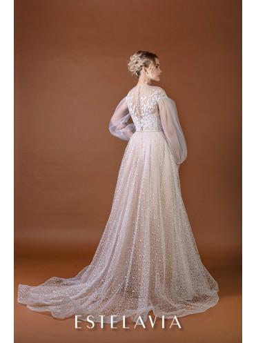 """""""My Donna"""" size + от  Estelavia  модель Джина"""