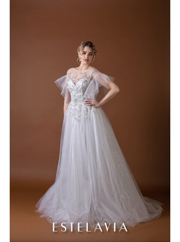 """My Donna"" size + от  Estelavia  модель Дорис"