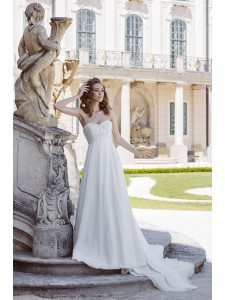 Платье свадебное коллекция Оксения 2015 модель Афродита