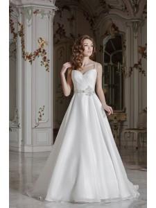 Платье свадебное коллекция Оксения 2015 модель Эрика