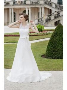 Платье свадебное коллекция Оксения 2015 модель Каприз