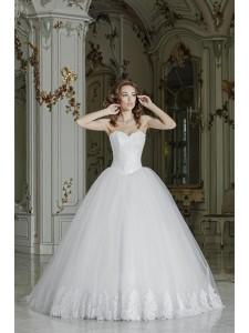 Платье свадебное коллекция Оксения 2015 модель Надюша