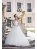 Платье свадебное коллекция Оксения 2015 модель Сесиль