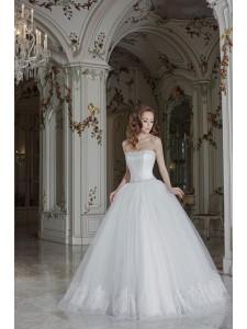 Платье свадебное коллекция Оксения 2015 модель Тиффани 1
