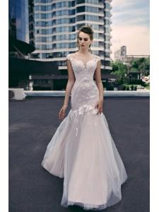 Платье свадебное от Gellena 2017 модель G1812 Helen