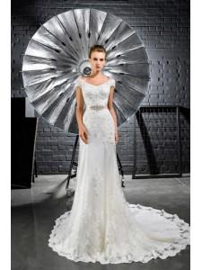 Платье свадебное от Gellena 2017 модель G1814 Lucretia - C