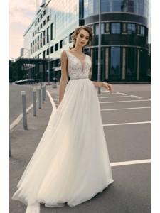 Платье свадебное от Gellena 2017 модель  G1802 Piper