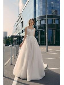Платье свадебное от Gellena 2017 модель G1804 Eva