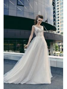 Платье свадебное от Gellena 2017 модель G1809 Dejah