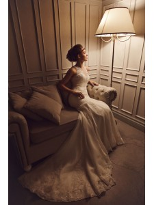 Платье свадебное Gellena 2015 модель Astoria