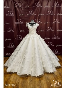 Платье свадебное от Gellena 2018 модель GR 1716