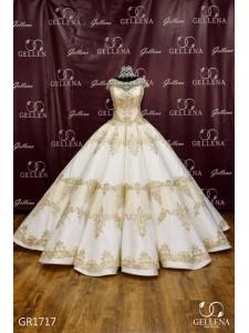 Платье свадебное от Gellena 2018 модель GR 1717