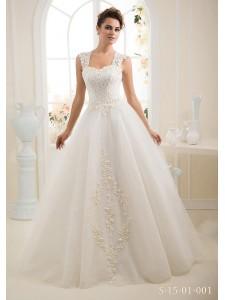 Платье свадебное коллекция Елена*2 модеь 15-01-001