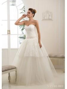 Платье свадебное коллекция Елена*2 модеь 15-01-003