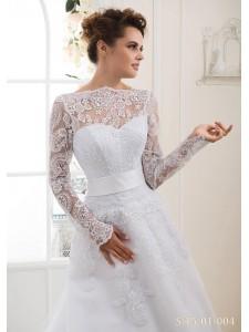 Платье свадебное коллекция Елена*2 модеь 15-01-004