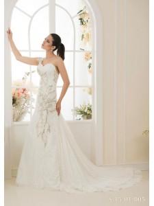 Платье свадебное коллекция Елена*2 модеь 15-01-005