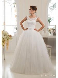 Платье свадебное коллекция Елена*2 модеь 15-01-006