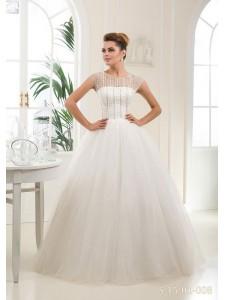 Платье свадебное коллекция Елена*2 модеь 15-01-008
