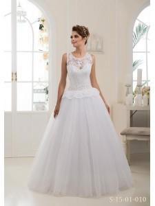 Платье свадебное коллекция Елена*2 модеь 15-01-010
