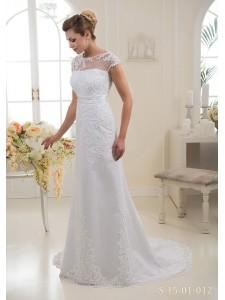 Платье свадебное коллекция Елена*2 модеь 15-01-012
