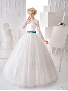 Платье свадебное коллекция Мария*7 модеь M 483