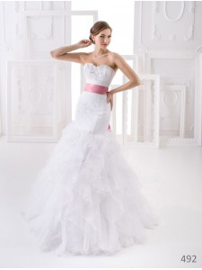 Платье свадебное коллекция Мария*7 модеь M 492