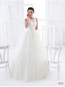 Платье свадебное коллекция Мария*7 модеь M 493