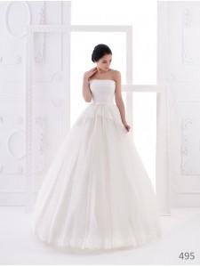 Платье свадебное коллекция Мария*7 модеь M 495