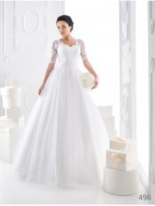Платье свадебное коллекция Мария*7 модеь M 496
