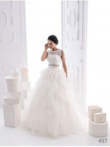 Платье свадебное коллекция Мария*7 модеь M 497