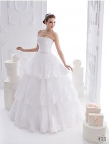 Платье свадебное коллекция Мария*7 модеь M 498