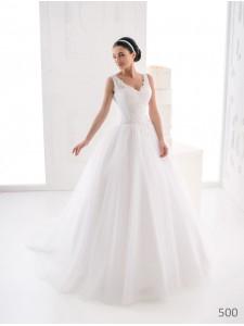 Платье свадебное коллекция Мария*7 модеь M 500