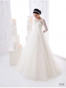 Платье свадебное коллекция Мария*7 модеь M 504