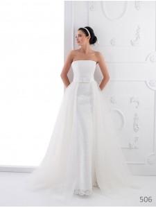 Платье свадебное коллекция Мария*7 модеь M 506