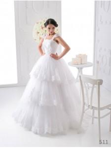 Платье свадебное коллекция Мария*7 модеь M 511
