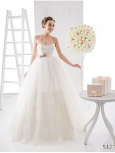 Платье свадебное коллекция Мария*7 модеь M 512