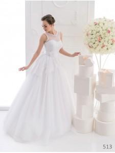 Платье свадебное коллекция Мария*7 модеь M 513