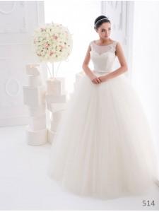 Платье свадебное коллекция Мария*7 модеь M 514