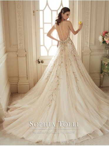 Sophia Tolli 2016 модель Y11650