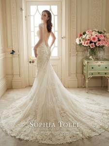 Sophia Tolli 2016 модель Y11651